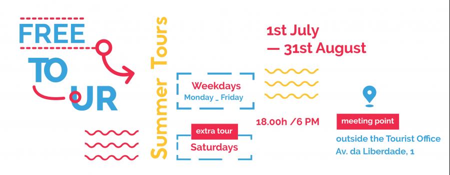 Summer Tours'19