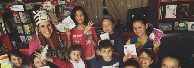 ¡Cámara y acción!. Para niños y niñas