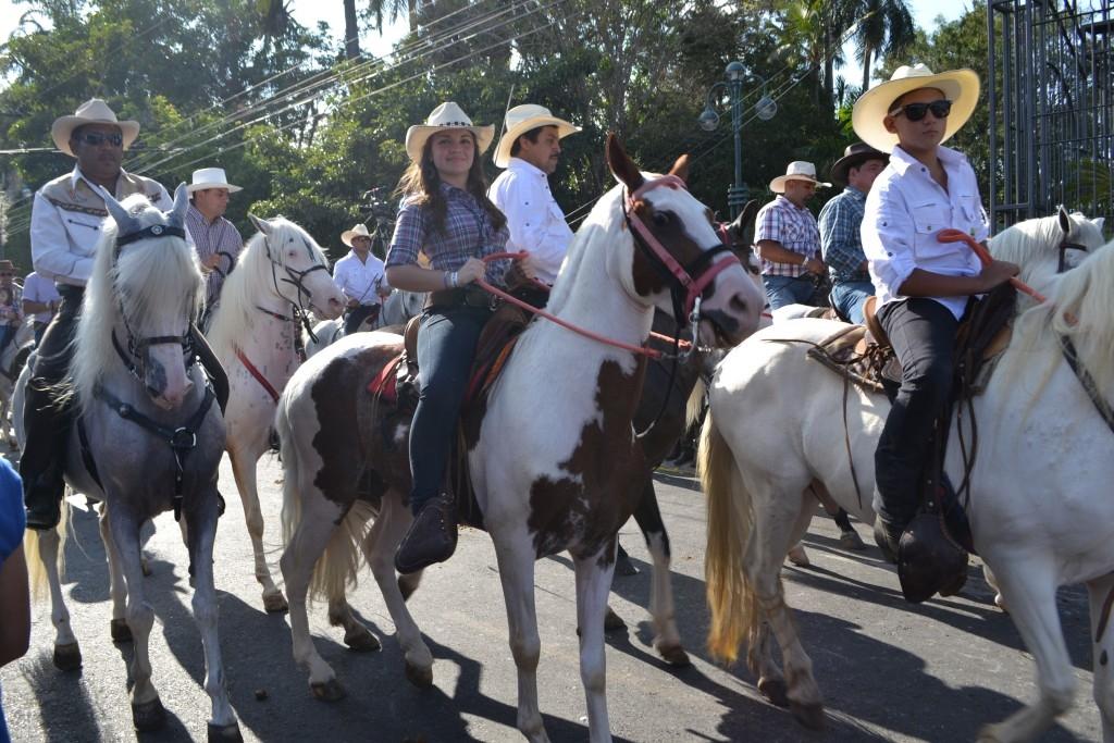 Tope nacional San José 2018