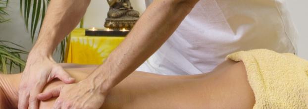 Massagem de Relaxamento (Costas e Ombros)