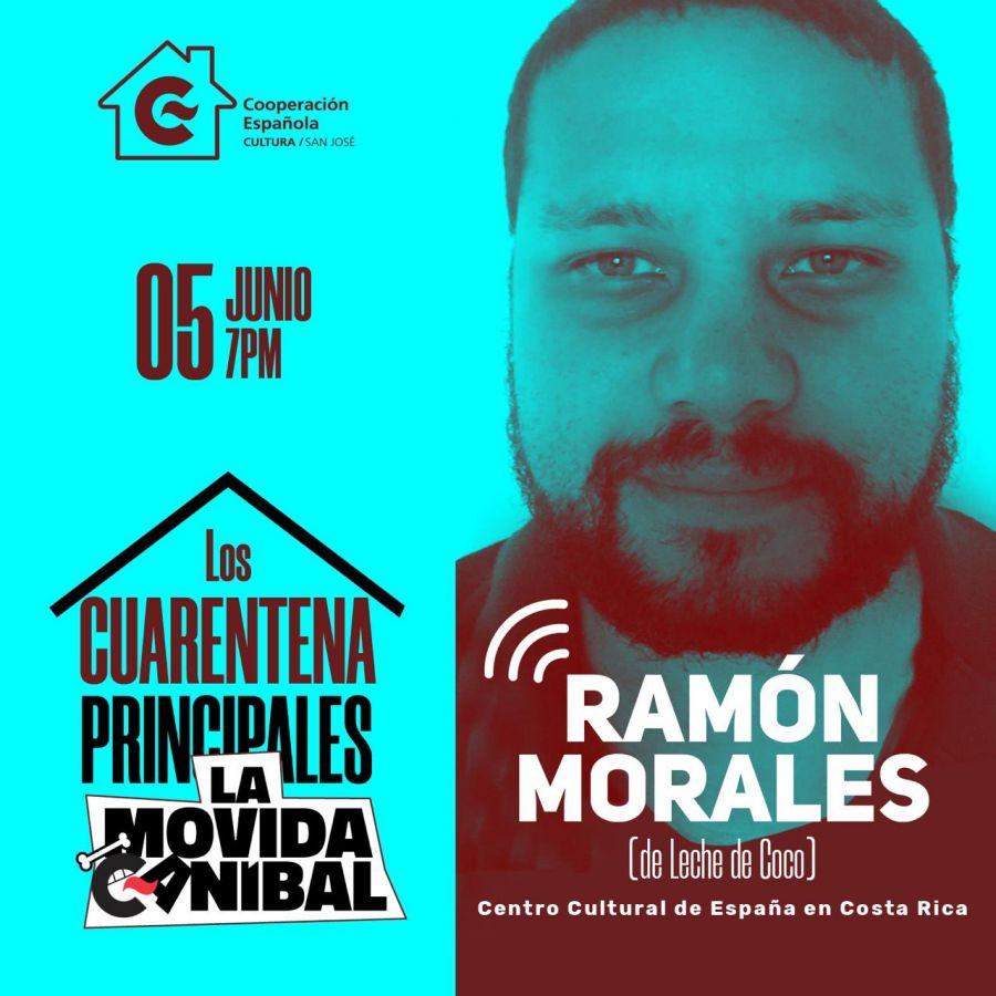 Ramón Morales. Los Cuarentena Principales de la Movida Caníbal VOL.4