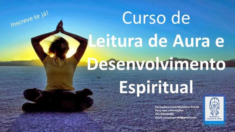 Curso de leitura de Aura e Desenvolvimento Espiritual