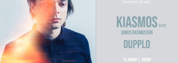 Sunsets by the Pool - Kiasmos DJ Set (Janus Rasmussen) + Dupplo