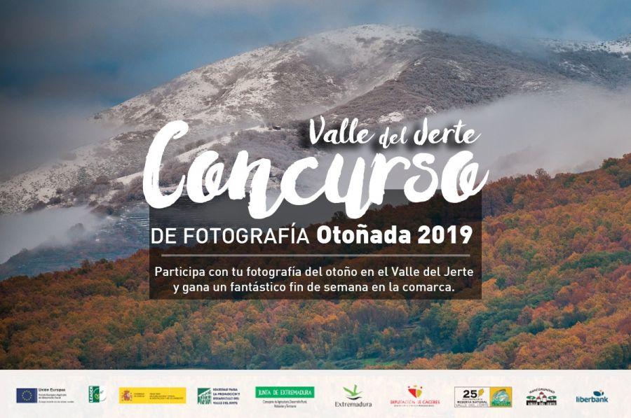 Concurso de Fotografía Otoñada 2019