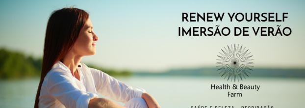 Renew Yourself- Imersão de Verão