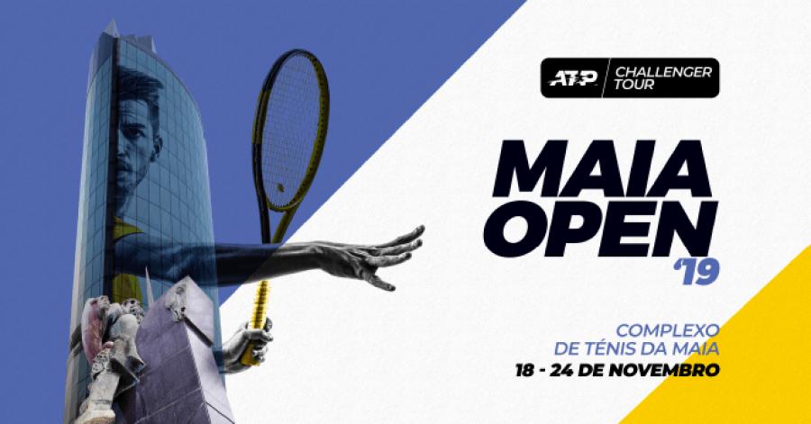 ATP Challenger Maia Open 2019 - Entrada Livre!