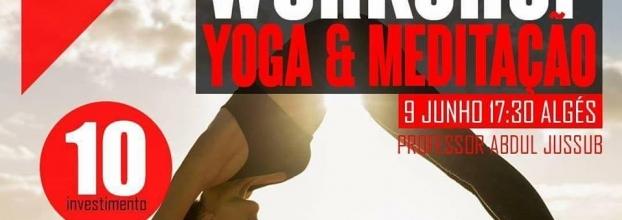 Workshop Yoga e Meditação