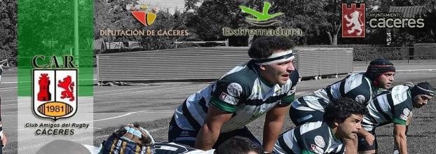 Jornada 14 División de Honor B rugby - EXTREMADURA C.A.R. CÁCERES - U.R. ALMERÍA