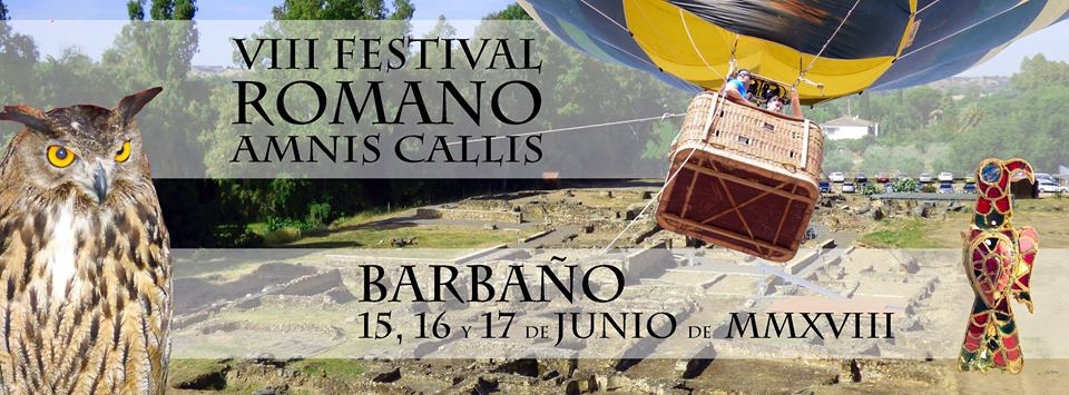 "VIII Festival Romano ""AMNIS CALLIS"""