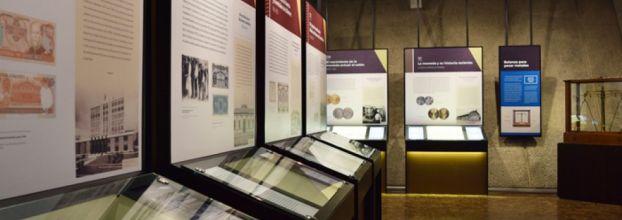 Museo de Numismática. Exhibición permanente