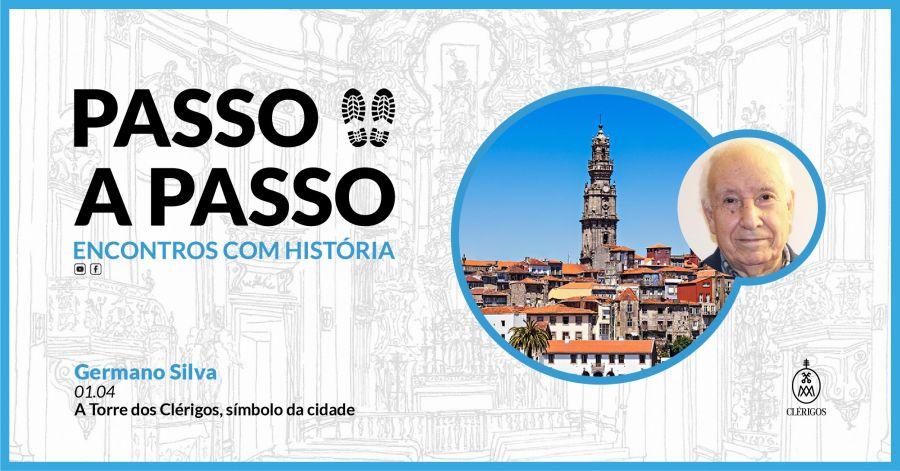 Passo a Passo, Encontros com História - Ep.3 - Germano Silva