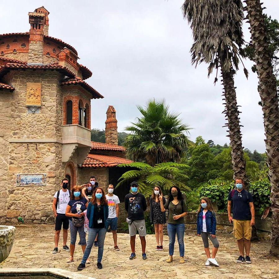Vila Sassetti e Sintra - passeio guiado