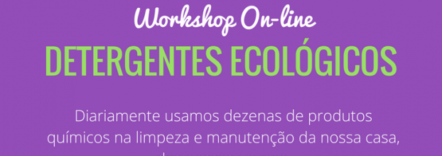 Workshop Detergentes Ecológicos | On-line