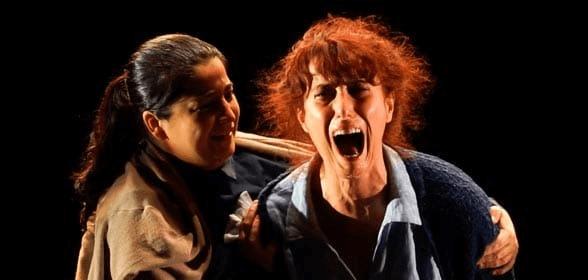Teatro: 'La vida secreta de Petra Leduc' / De Amarillo Producciones