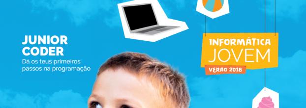 Informática Jovem - Junior Coder: Dá os primeiros passos na programação