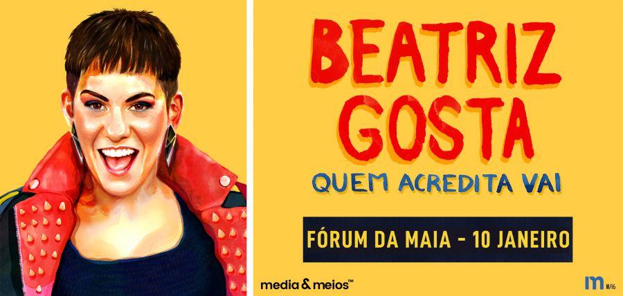 Beatriz Gosta - Quem gosta vai! - Fórum da Maia