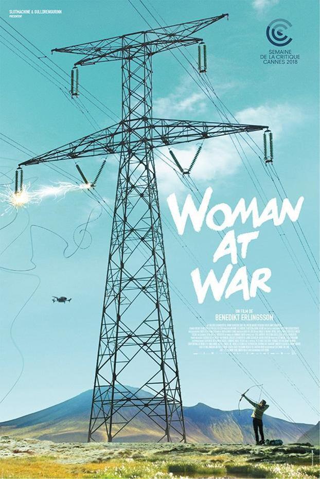 Festival de cine europeo 2019. Woman at war. Islandia