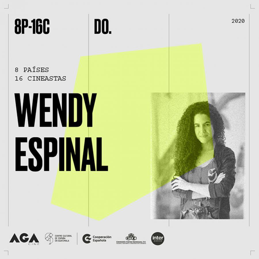 Wendy Espinal - República Dominicana. 8 Países, 16 Cineastas.