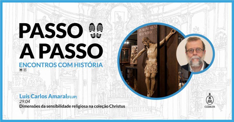 Passo a Passo, Encontros com História - Ep.5 - Luis Carlos Amaral