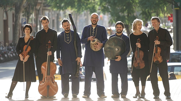 27 Festival de Música BAC Credomatic. Concierto de Gala. Tahadi & Cuarteto Massala