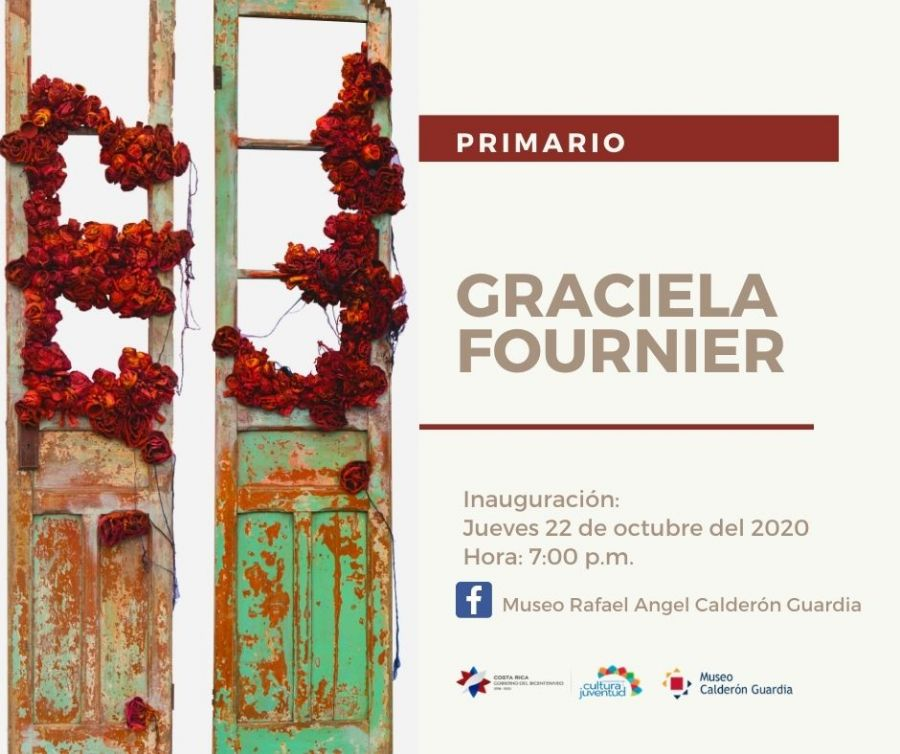 Primario, de Graciela Fournier. Inauguración