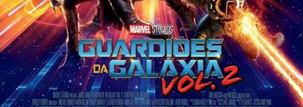 Guardiões da Galáxia Vol. 2