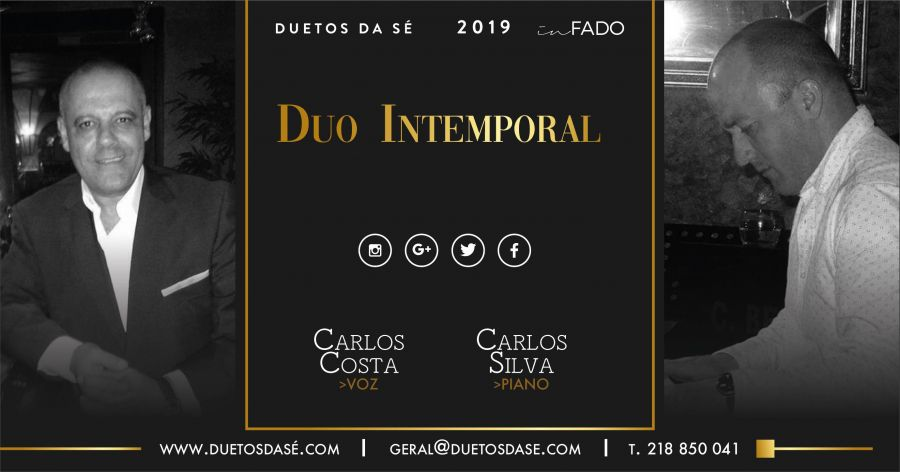 IN FADO - Duo Intemporal