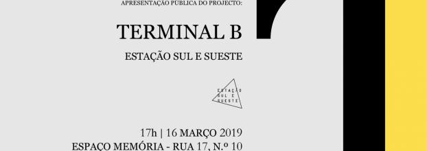 Apresentação Pública do Projecto Terminal B