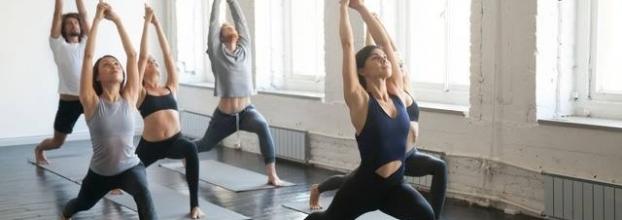 Aulas de Yoga (semanais)