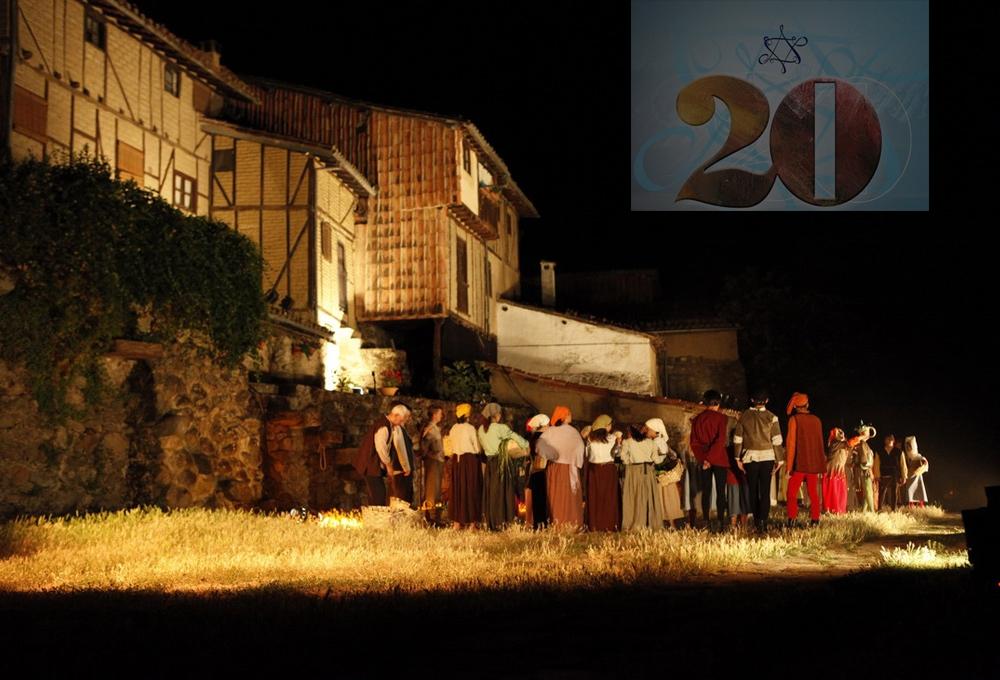 Exposición 20 Años de Los Conversos en Hervás