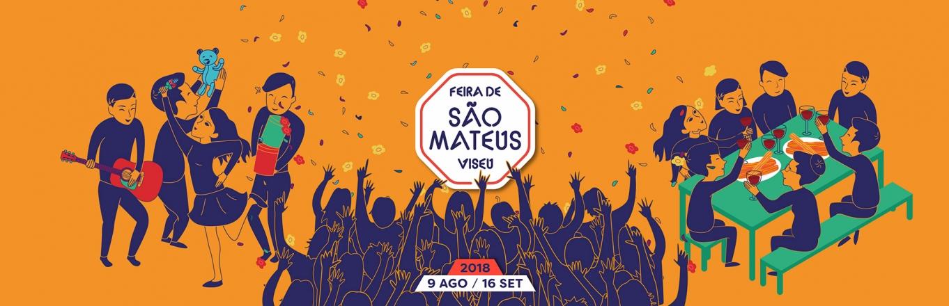 Feira de São Mateus 2018 - Viseu