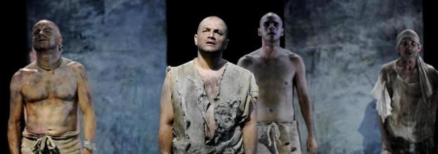 """Encuentro Nacional de Teatro: """"Isla de los Hombres solos"""" de la Asociación Cultural Teatro Espressivo"""