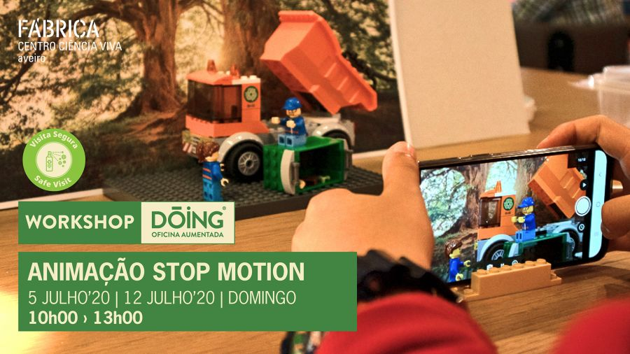 Workshop Animação Stop Motion