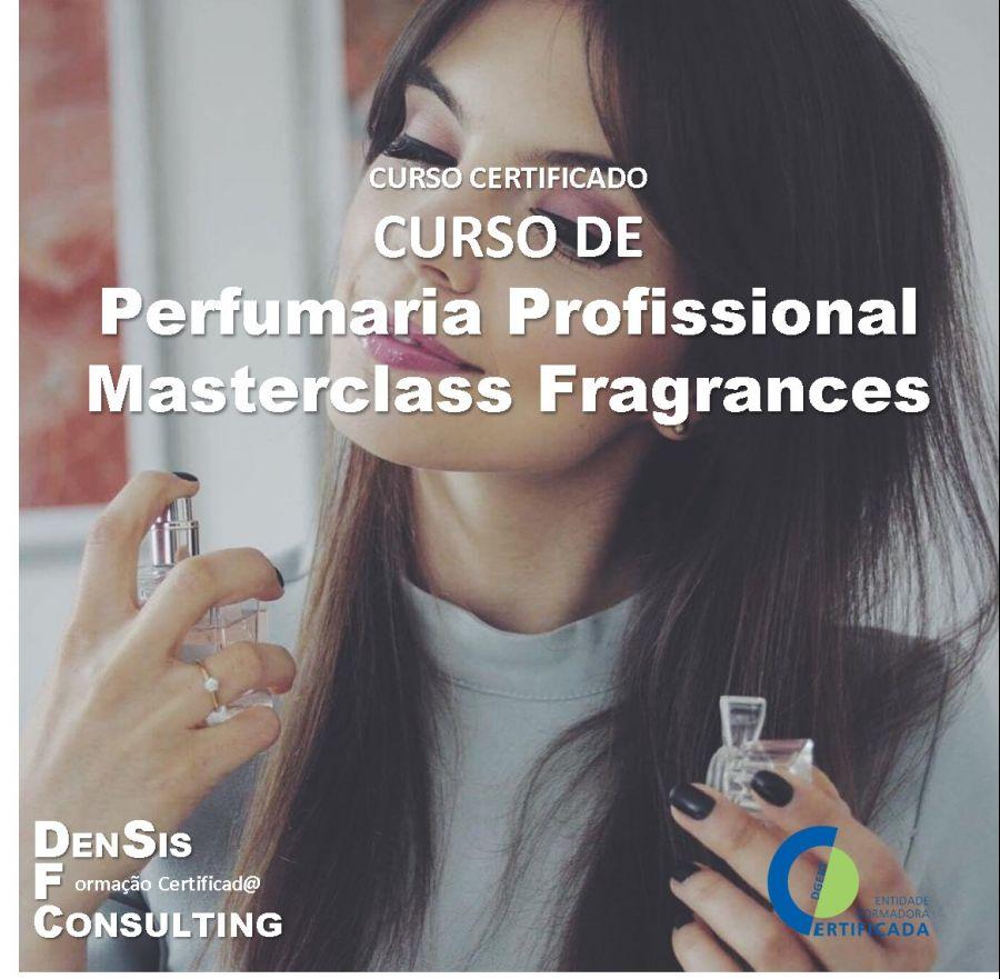 Curso de Perfumaria Profissional - Masterclass Fragrances