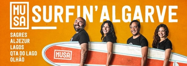 Musa Tour : Surfin' Algarve