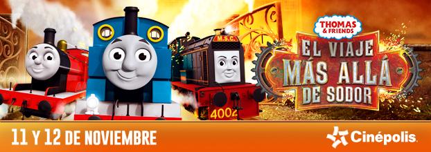 Thomas & Friends: El viaje más allá de Sodor