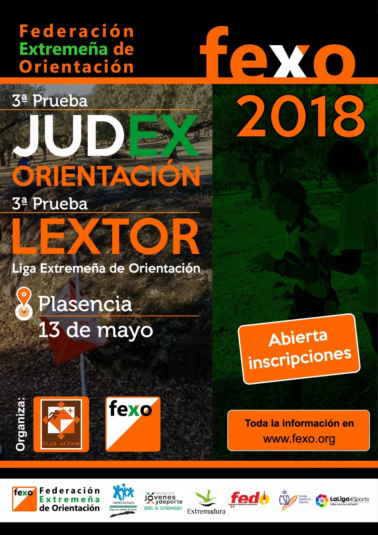 3ª Prueba Judex Lextor 2018