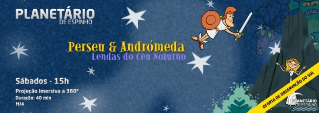 PERSEU E ANDRÓMEDA