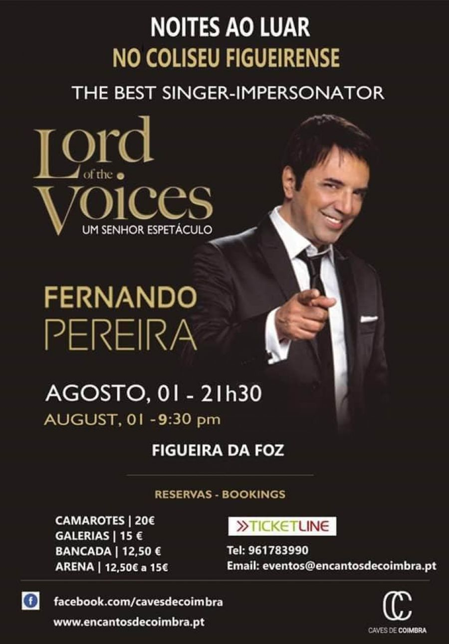 Fernando Pereira / The Lord Of The Voices