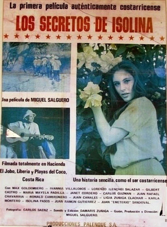 Los secretos de Isolina. Miguel Salguero. 1986
