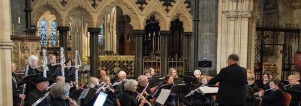 Concerto International Flute Orchestra