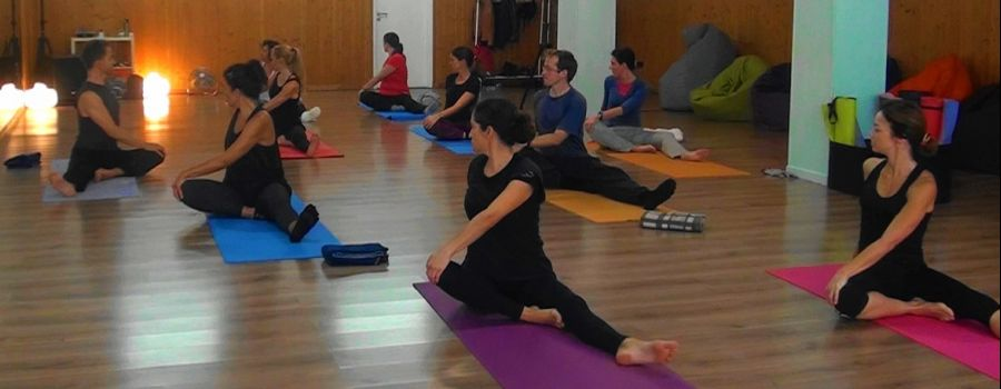 Yoga Integral - Aula regular - Todas as 5ªs feiras