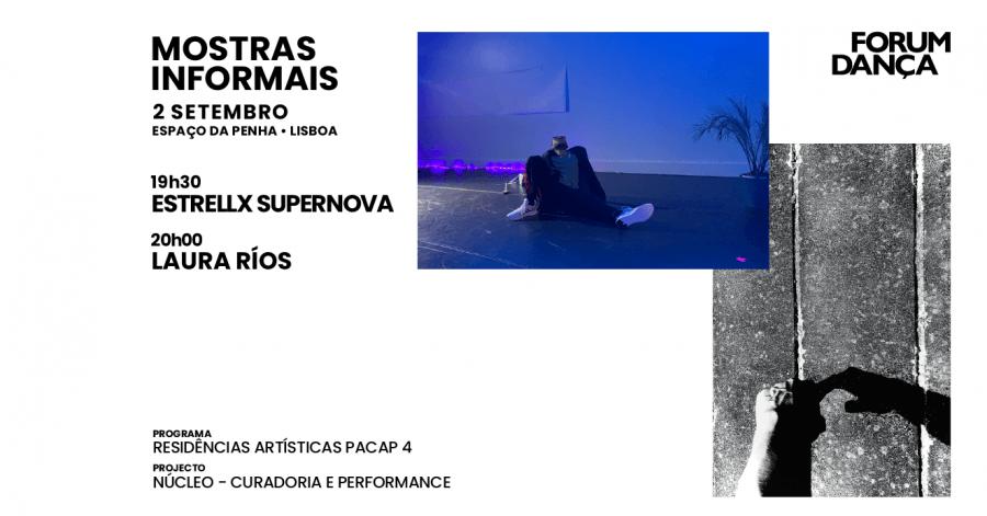 Mostras Informais   Estrellx Supernova   Laura Ríos