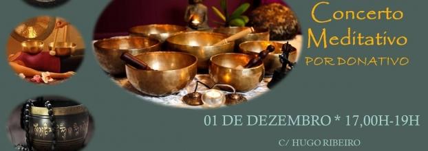 Som Ancestral Meditativo - Concerto por Donativo Consciente