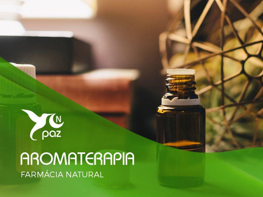 Aromaterapia: Farmácia Natural