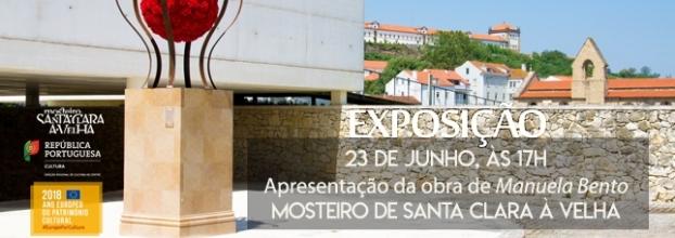 Inauguração da Exposição da Artista Manuela Bento