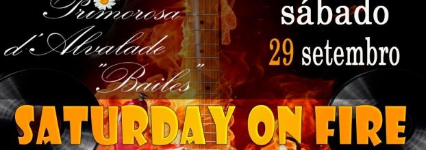 Primorosa de Alvalade - Back Up & Jay Lion - Saturday On Fire