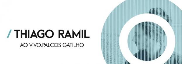Palcos Gatilho - Thiago Ramil ao vivo