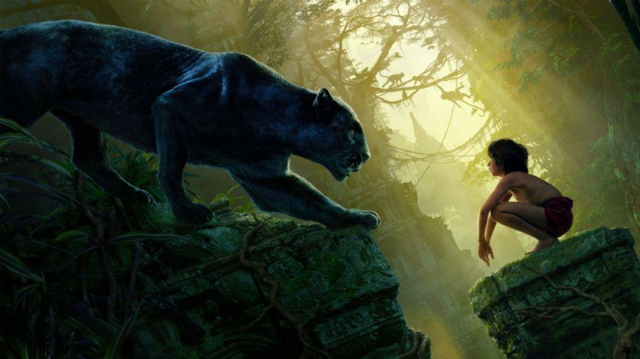 O Livro da Selva, de Rudyard Kipling