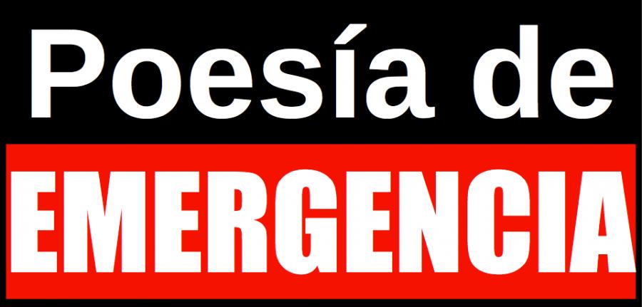 POESÍA DE EMERGENCIA